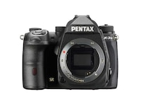 Pentax K-3 Mark III schwarz