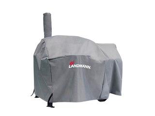 Landmann Premium Wetterschutzhaube - 159 x 143 x 97 cm - grau (03207) -