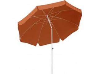 Schneider Schirme Sonnenschirm Ibiza, abknickbar, ohne Schirmständer terracotta (4000570680059) -