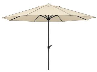 Schneider Schirme Sonnenschirm Adria, ohne Schirmständer natur -
