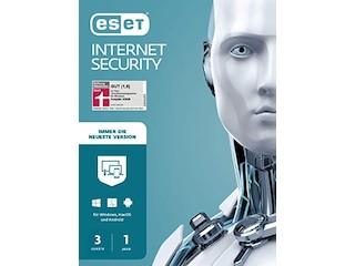 Eset Internet Security 2021 3 Geräte 1 Jahr -