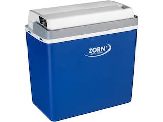 ZORN Kühlbox blau/weiß -