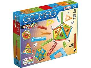 Geomag Magnetspielbausteine »352 Confetti, 50-tlg.« -