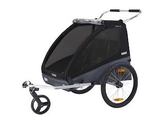 Thule Kinderfahrradanhänger Coaster XT Black -