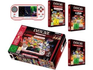 Blaze Evercade Premium Pack + Namco 1, Atari 1 & Interplay -