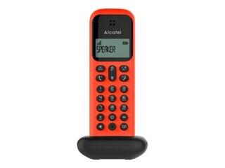 Alcatel D285 Schnurlostelefon rot -