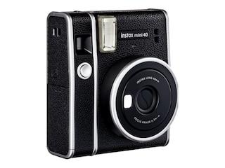 Fujifilm Instax Mini 40 EX D schwarz -