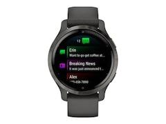 Garmin enu 2S Smartwatch Polymer Silikon, 110-175 mm