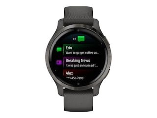 Garmin enu 2S Smartwatch Polymer Silikon, 110-175 mm -