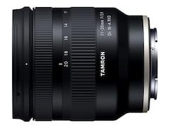 Tamron 11-20mm f/2,8 Di III-A RXD Sony E-Mount