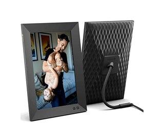 Nixplay Smart Digitaler Bilderrahmen 10,1 Zoll -