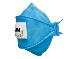 3M Aura Atemschutzmaske FFP2 mit Ausatemventil 9422+ (VE10) 10 Stück -