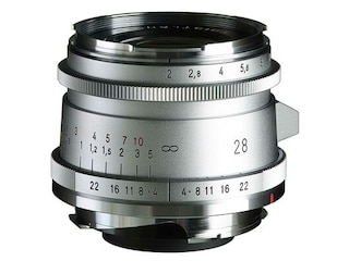Voigtländer Ultron 2,0/28 mm Type II VM asphärisch silber Leica M -