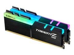 G.Skill Trident Z RGB 32GB Kit DDR4-4000 CL18 (F4-4000C18D-32GTZR)