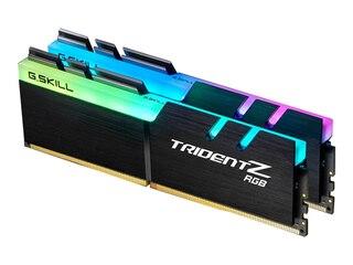 G.Skill Trident Z RGB 32GB Kit DDR4-4000 CL18 (F4-4000C18D-32GTZR) -