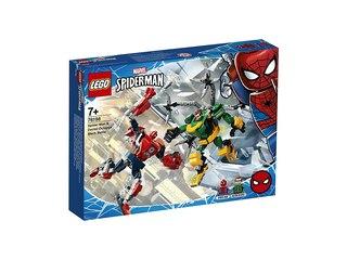 Mech-Duell zwischen Spider-Man & Doctor Octopus (76198) -