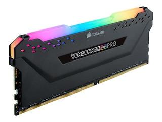 Corsair Vengeance RGB PRO 8GB (1x8GB) DDR4 3200 (PC4-25600) (CMW8GX4M1Z3200C16) -