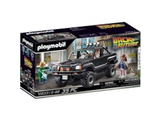 Playmobil Back to the Future Marty''s Pick-up Truck (70633) -