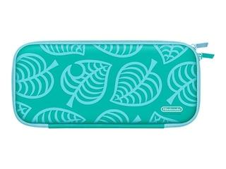 Nintendo Switch Tasche Animal Crossing Edition + Schutzfolie -