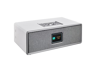 Medion P85700 All-in-One Audio-System weiß (50066471) -