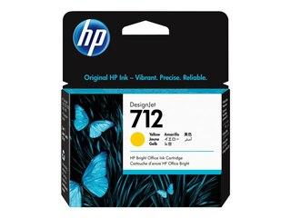 HP 712 3ED69A gelb, 29 ml -