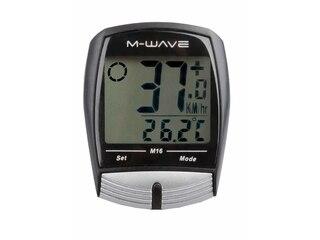 "M-Wave Computer ""M16"" 16 Funktionen inkl. Batterien -"