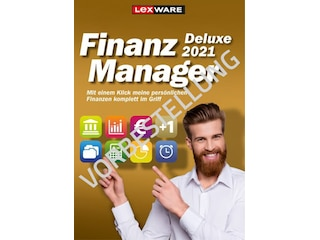 Lexware FinanzManager Deluxe 2022 -