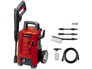 Einhell TC-HP 130 Hochdruckreiniger, Rot/Schwarz -