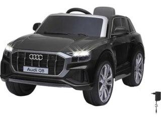 Jamara Ride-on Audi Q8 schwarz 12V -