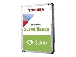 "Toshiba S300 Surveillance - 4 TB - intern - 3.5"" (8.9 cm) (HDWT740UZ) -"