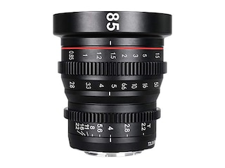 Meike 85 mm T2.2 Cinema Fuji X -