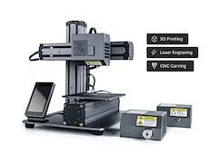 Snapmaker 3-in-1 3D Drucker, Laser, Fräse und Gehäuse