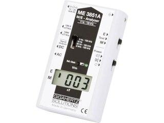 Gigahertz Solutions ME3851A Niederfrequenz Messgerät zum Elektrosmog messen -