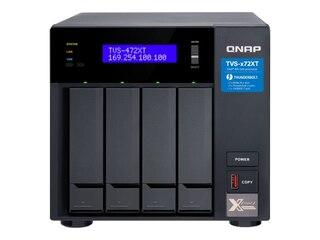 QNAP TVS-472XT-I3-4G NAS System 4-Bay -