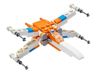 Poe Damerons X-Wing Starfighter(TM) (30386) -