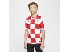 Nike Kroatien EM 2021 Heim Fußballtrikot Kinder, Größe: XS