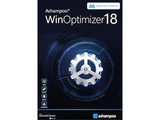 Markt+Technik Ashampoo WinOptimizer 18 - 10 User [Download] -