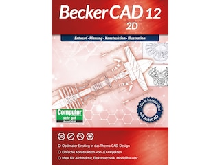 Markt+Technik BeckerCAD 12 2D [Download] -