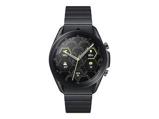 Samsung Galaxy Watch 3 45mm Titanium - Mystic Black (SM-R840NTKAEUB) -