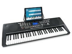 McGrey LK-6150 Keyboard mit Leuchttasten und MP3-Player