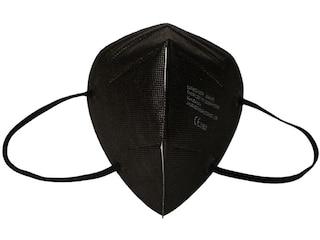 duuja FFP2 Atemschutzmaske (20 Stück) schwarz -