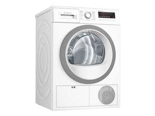Bosch WTH85VWIN Wärmepumpentrockner weiß -