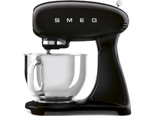 Smeg SMF03BLEU 50's Retro Style Voll-Farbe schwarz -