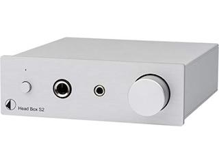 Pro-Ject Head Box S2 Vorverstärker silber -