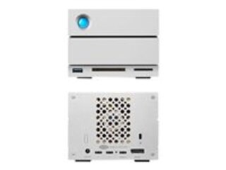 LaCie 2big Dock Thunderbolt 3 (36TB), Externe Festplatte (STGB36000400) -