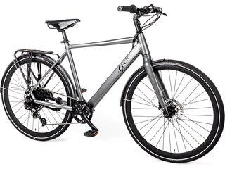 """Geero 1 Indium Grey Edition - ,,49er-Edition"""" - 54 (Für Körpergröße 170 cm - 185 cm) -"""