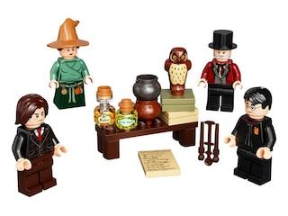 Minifiguren aus der Zauberwelt - Zubehörset (40500) -